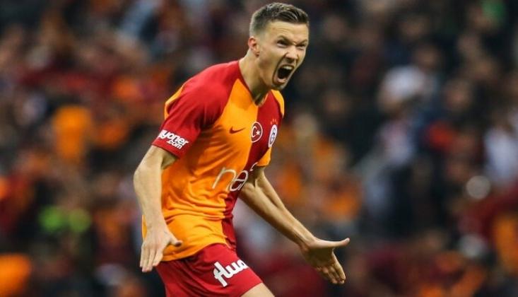 Martin Linnes Galatasaray'a Veda Etti