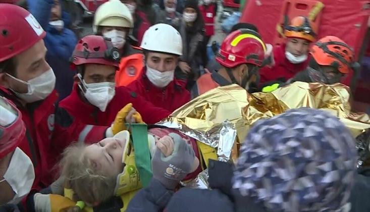 İzmir Depreminde Mucize Yaşandı