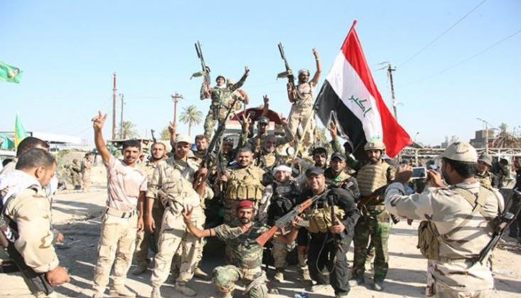Irak'ta IŞİD Merkezleri İmha Edildi