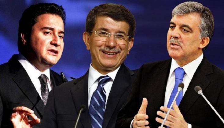 Ak Parti'den Gül, Davutoğlu ve Babacan Kararı