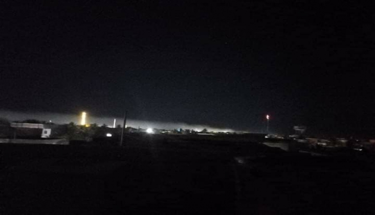 ABD, Irak-Suriye Sınırında Hava Saldırısı Düzenledi