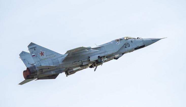 Rusya'dan ABD ve Norveç Uçaklarına Önleme