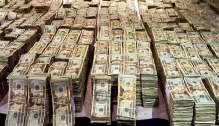 IŞİD'in 1.5 Milyon Doları Ele Geçirildi