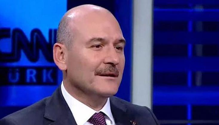 Soylu İstanbul'daki Suriyeli Sayısını Açıkladı