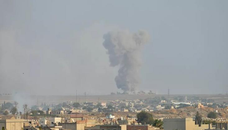 Hama Kentine Terör Saldırısı; Siviller Hedef Alındı