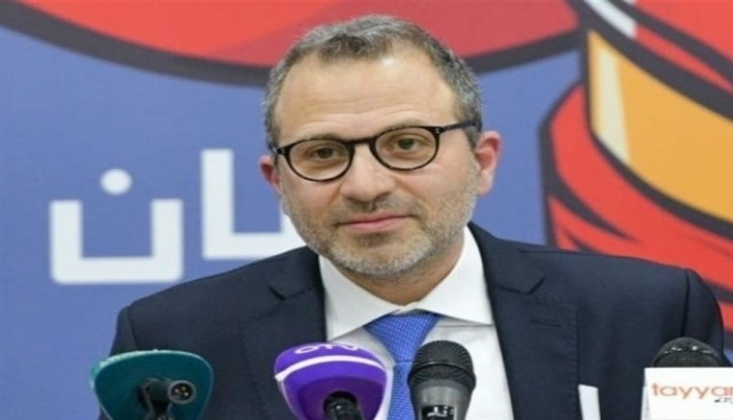 Basil: Lübnan Yabancı Dayatmalara Teslim Olmamalı