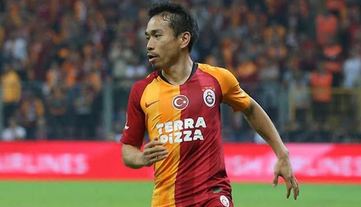 Nagatomo Galatasaray'dan Ayrılıyor!