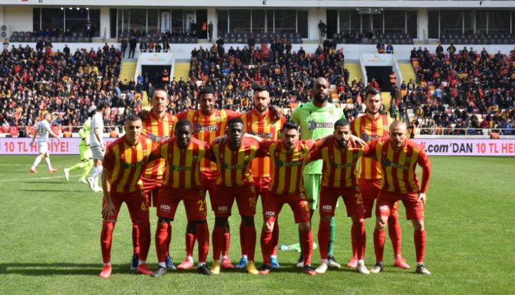 Yeni Malatyaspor Sergen Yalçın'dan Sonra Dibe İlerliyor!