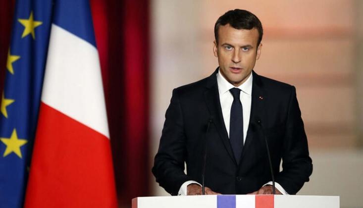 Fransa Halkı Macron'dan Memnun Değil
