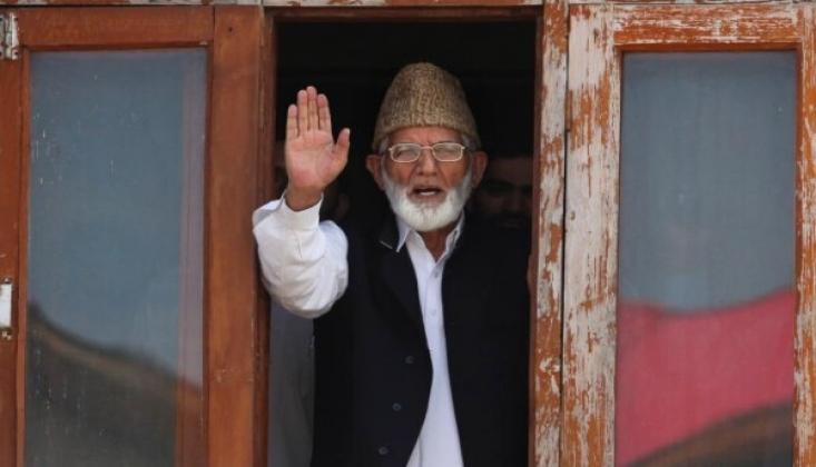 Keşmir'in Bağımsızlıkçı Lideri Vefat Etti