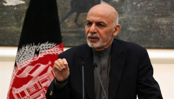 Afganistan Cumhurbaşkanı'na Bombalı Saldırı