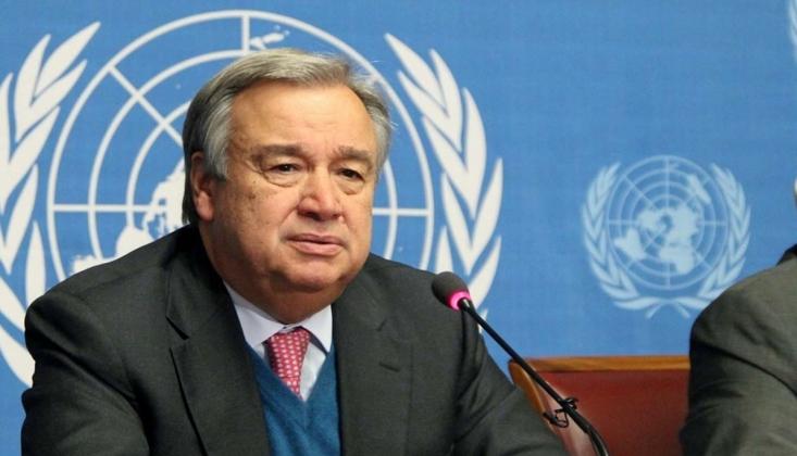 BM Genel Sekreteri ABD'nin İran'a Yaptırım Başvurusunu İncelemeyi Reddetti
