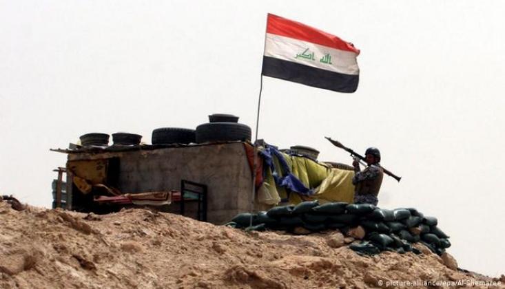 IŞİD'in Askeri Üsse Saldırısı Püskürtüldü