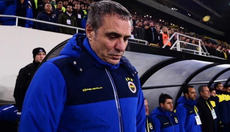 Son Dakika! Fenerbahçe, Ersun Yanal İle Yollarını Ayırdı