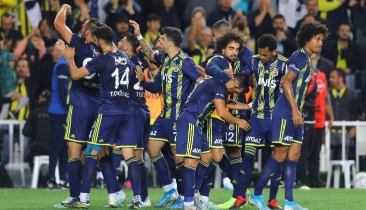 Fenerbahçe'nin Galatasaray Kadrosu Belli Oldu