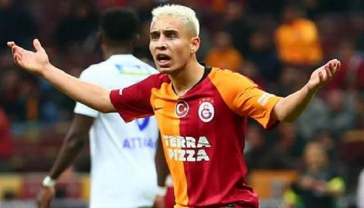 Galatasaray'da Emre Mor Fırsatı Tepti