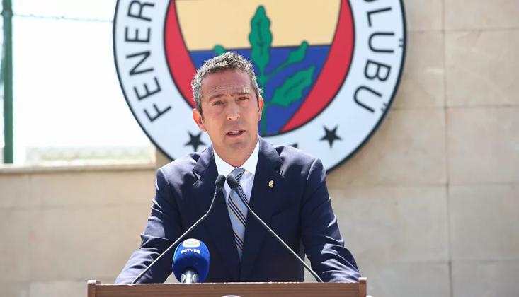 Fenerbahçe Başkanı Ali Koç, Yeniden Aday Olduğunu Açıkladı
