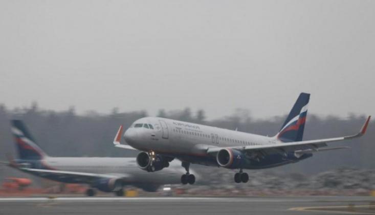 Rusya'dan Türkiye Uçuşlarını Sınırlandırma Kararı
