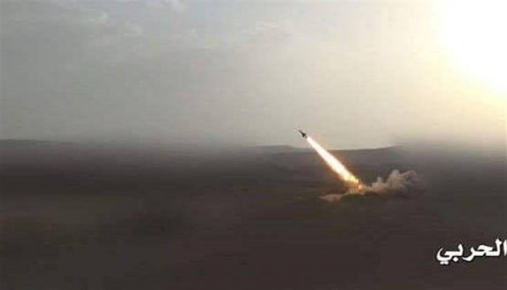 Suudi Güçlerin Merkezi, Zilzal-1 Balistik Füzesiyle Vuruldu