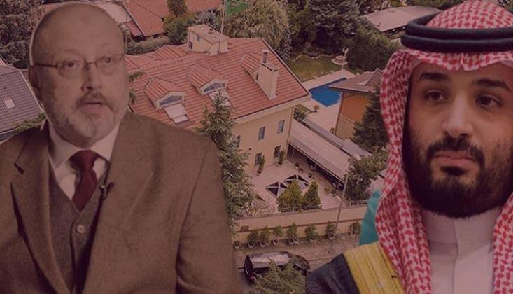 'Kaşıkçı'yı İnfaz Eden Timi Taşıyan Uçaklar Prens Selman'ın Kontrolündeki Şirketine Ait'