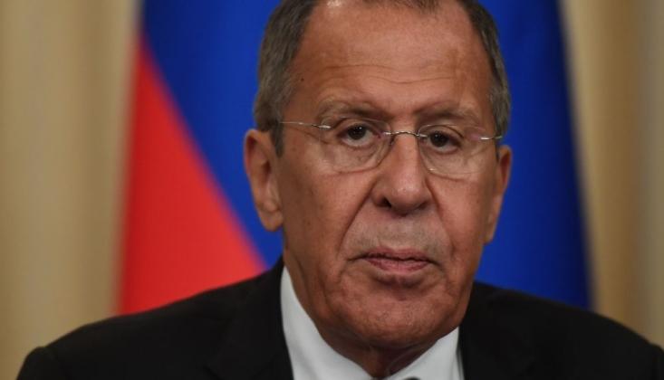 Lavrov: Rusya, İran ve Türkiye Suriye'deki Her Türlü Ayrılıkçılık Girişimleri Reddediyor
