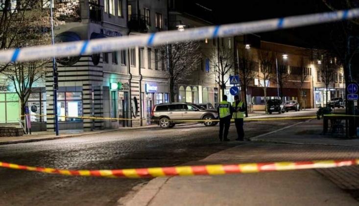 İsveç'te Bıçaklı Saldırı