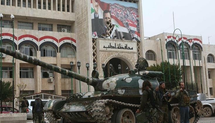 Militanların Suriye Ordusuna Saldırısı Püskürtüldü
