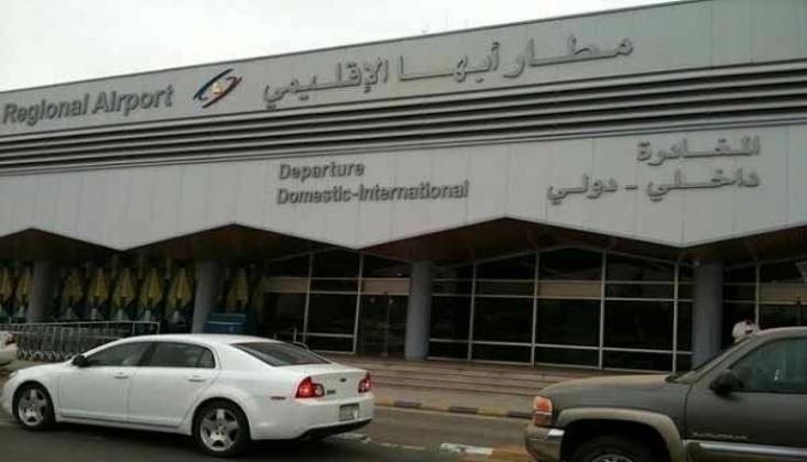 Yemen'den Abha Havalimanı'na Yeniden İHA'lı Operasyon