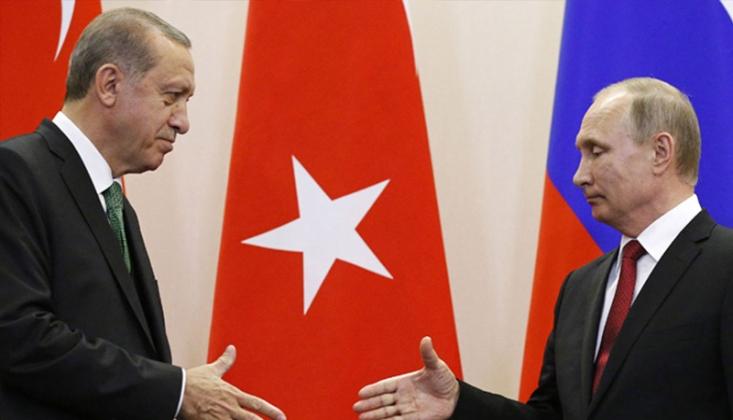 Erdoğan ve Putin'in Görüşeceği Tarih Belli Oldu