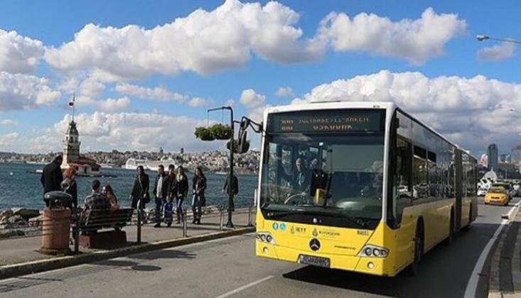 İBB'den Toplu Taşımada 'Kısıtlama' Düzenlemesi