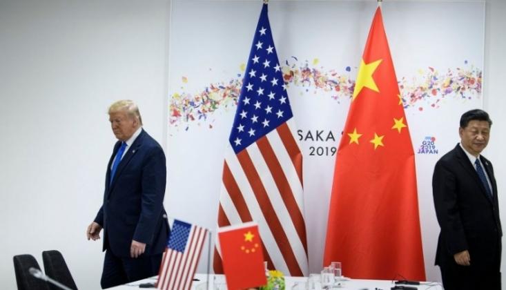 Trump Çinli Yetkililere Yaptırım Tasarısını İmzalayacak
