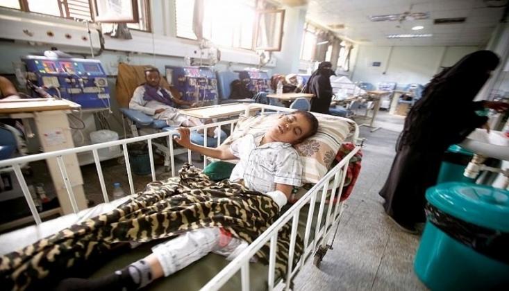 Yemen'de İnsani Facia