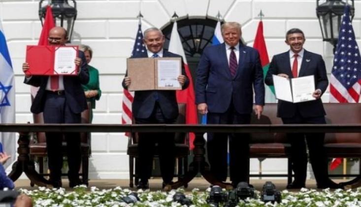 Şam: Tel Aviv ile Herhangi Bir Normalleşme Anlaşmasına Karşıyız