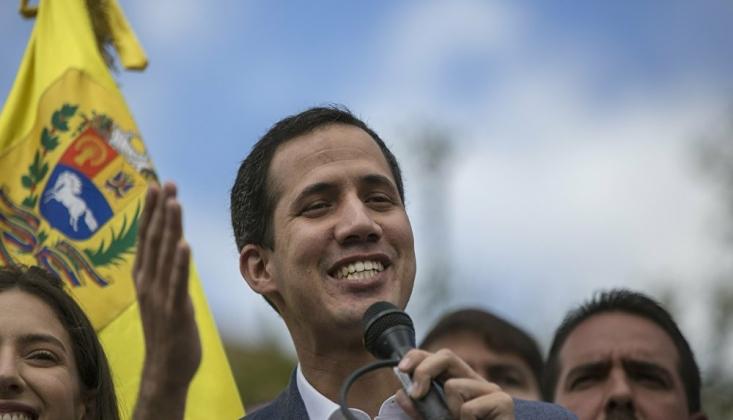 ABD'den Guaido'ya 98 Milyon Dolarlık Ek Yardım