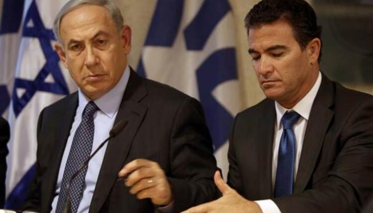 Mossad Başkanı Gizli Ziyareti Açıkladı!