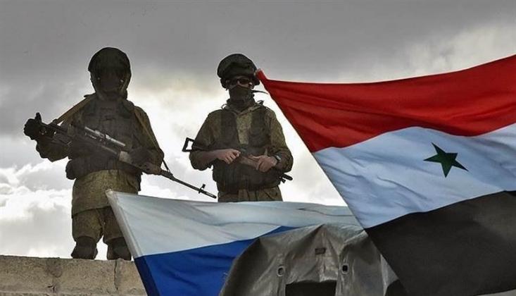 Rusya: Batı Suriye'yi Şeytanlaştırmaya Çalışıyor