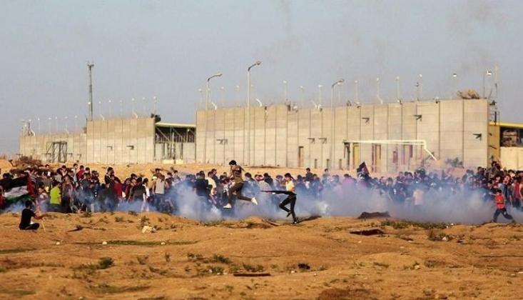 Gazze Bugün Gösterilere Hazırlanıyor