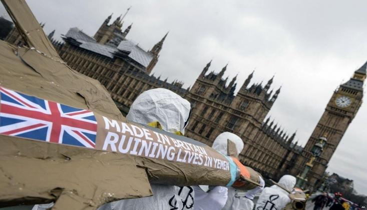 Independent: İngiltere'den Arabistan'a Milyarlarca Liralık Silah İhracatı