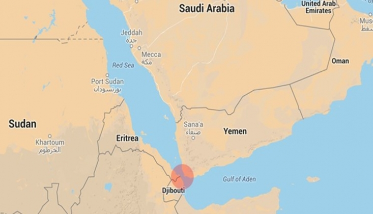 'Arabistan Mendep Boğazı Yakınlarında Askeri Bir Üs Kuruyor'