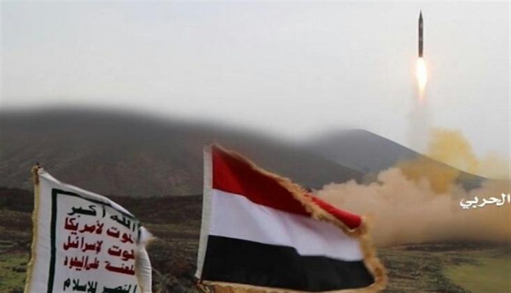 Arabistan'ın Necran'daki Güçleri, 'Kasım' Balistik Füzesiyle Vuruldu