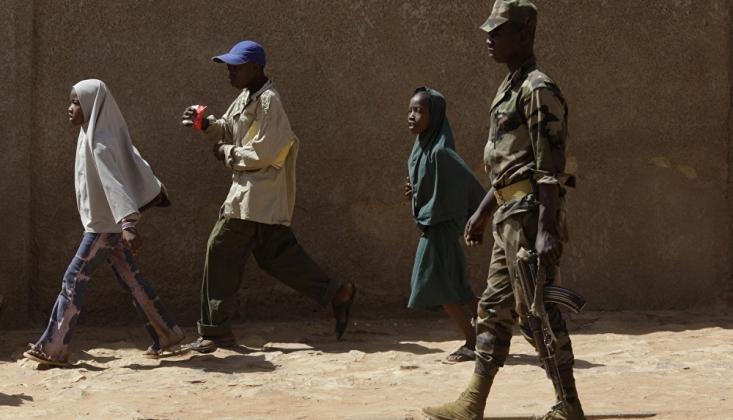 Nijer'deki Bir Askeri Kampa Saldırı