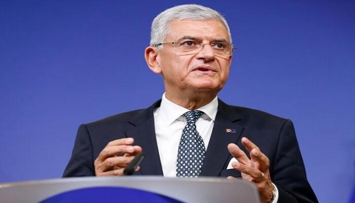 BM Genel Kurul Başkanı'ndan Bağımsız Filistin Devleti Vurgusu