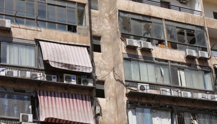 İsrail İHA'ları Beyrut'ta Düştü