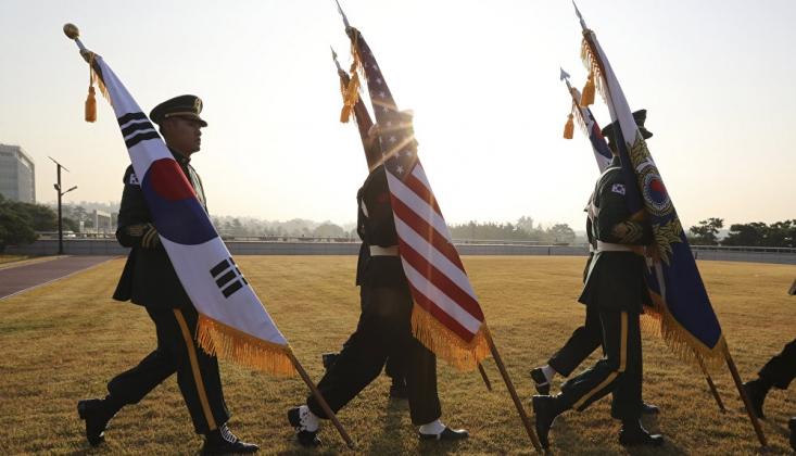 ABD'nin Kore'den Asker Çekeceği İddiasına Pentagon'dan Yalanlama
