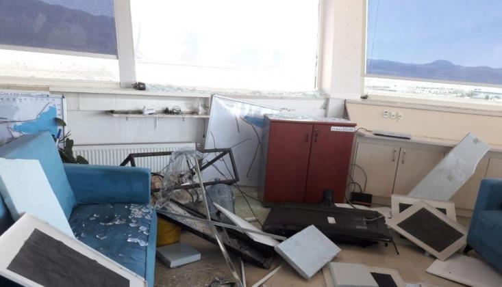 Denizli'de 6 büyüklüğünde deprem