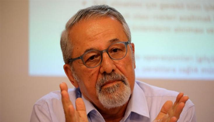 Prof. Dr. Naci Görür'den Kanal İstanbul Uyarısı