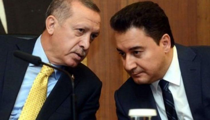 Davutoğlu Cephesi Babacan Üzerinden Erdoğan'a Yüklendi