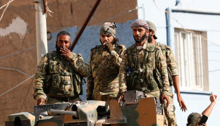 Libya'da 10 Binden Fazla Suriyeli Milis Var
