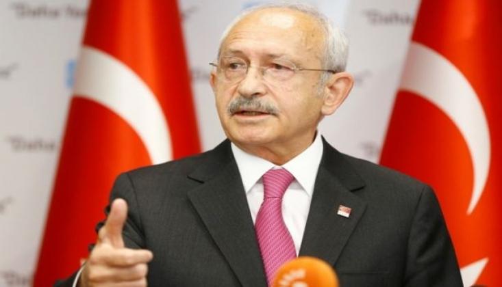 Kılıçdaroğlu: Erken Seçime Gidecekler