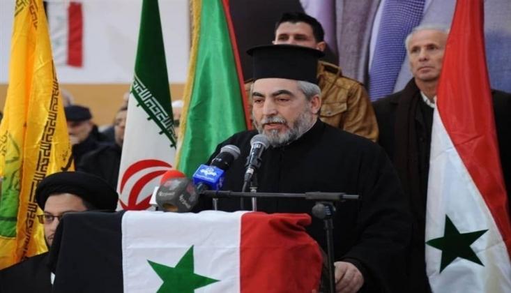 Suriyeli Dürzi Alimler, Şehit Kasım Süleymani'yi Anma Töreni Düzenledi